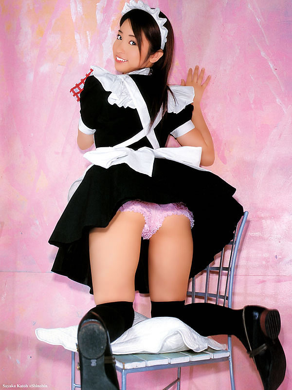 sensual bdsm maid Cute