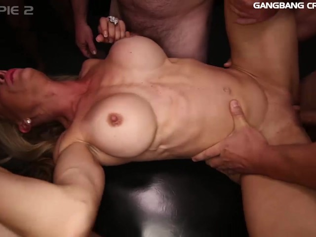 Drilled screaming maid fetish