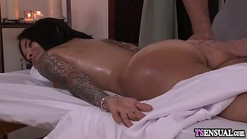 Maid cumshot doctor shemale