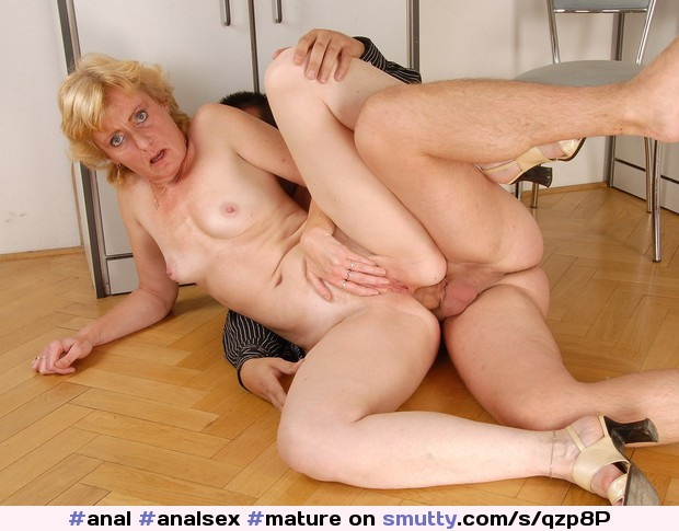 anal sexy Grannies otngagged