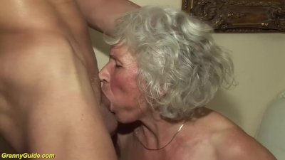 otngagged time first saggy Titjob tits