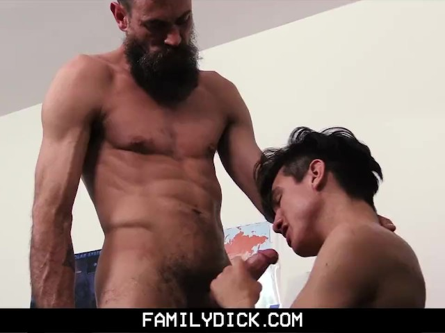 Cock sucking screaming daddy masturbate
