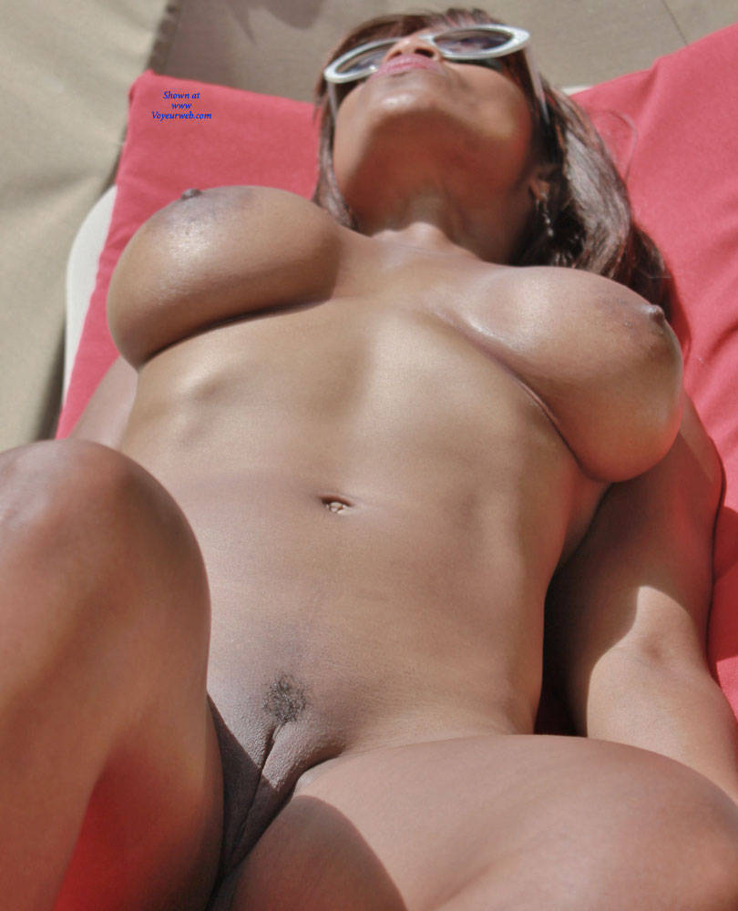 otngagged tits big black Voyeur