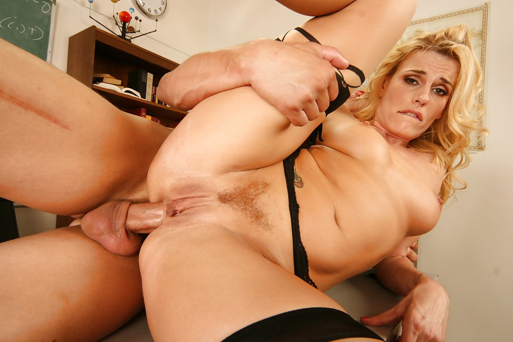grannies anal Students old