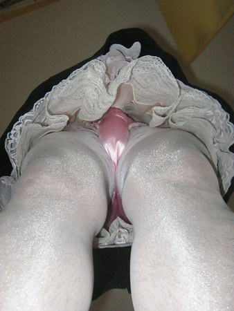 upskirt Crossdresser otngagged anal