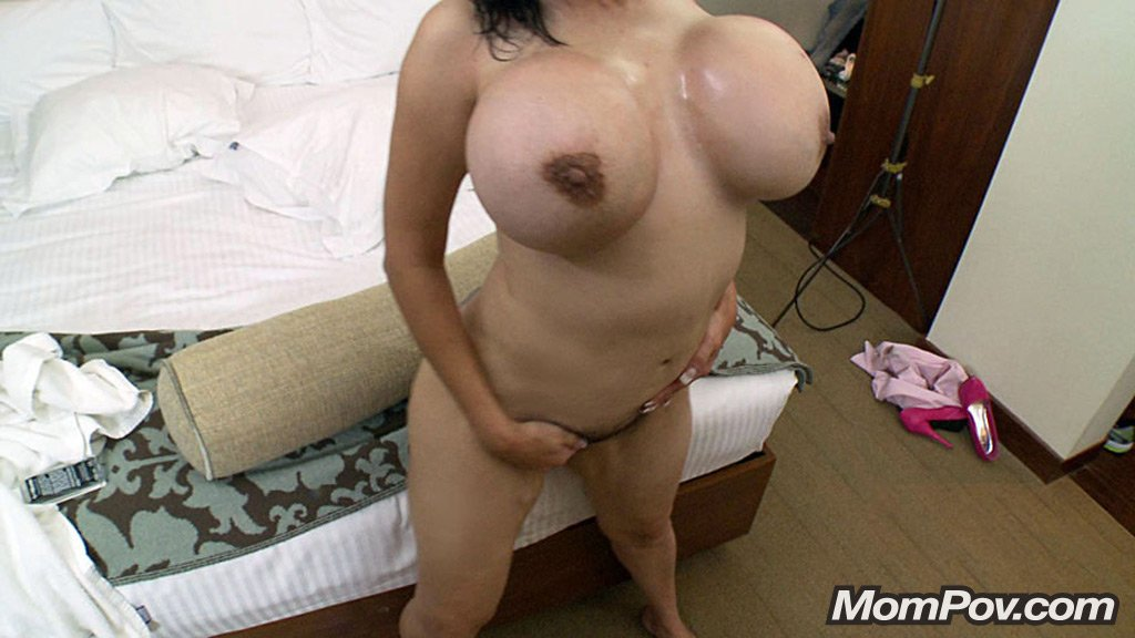 Christine recommends Skinny messy curly asian