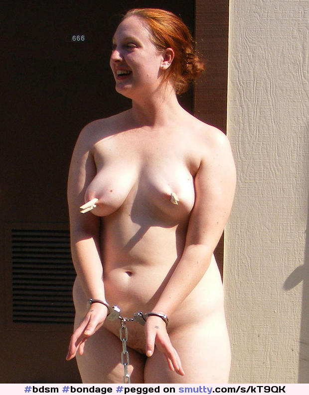 outdoor redhead Bdsm wife