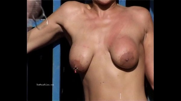 blonde Housewife bdsm otngagged