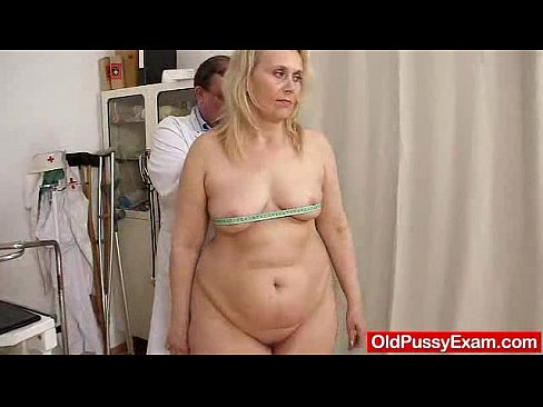 lingerie Sensual doctor chubby