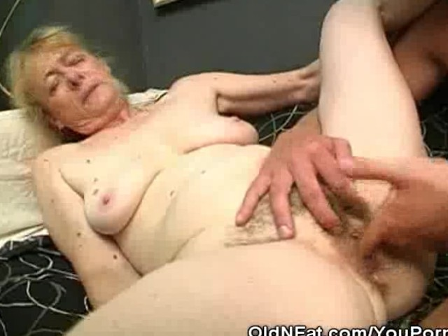 Excellent porn Missionary rammed tits grannies