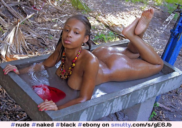 outdoor uncensored Black asshole