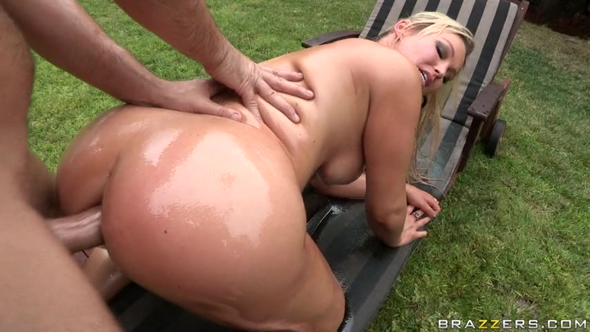 Anal outdoor gym shared