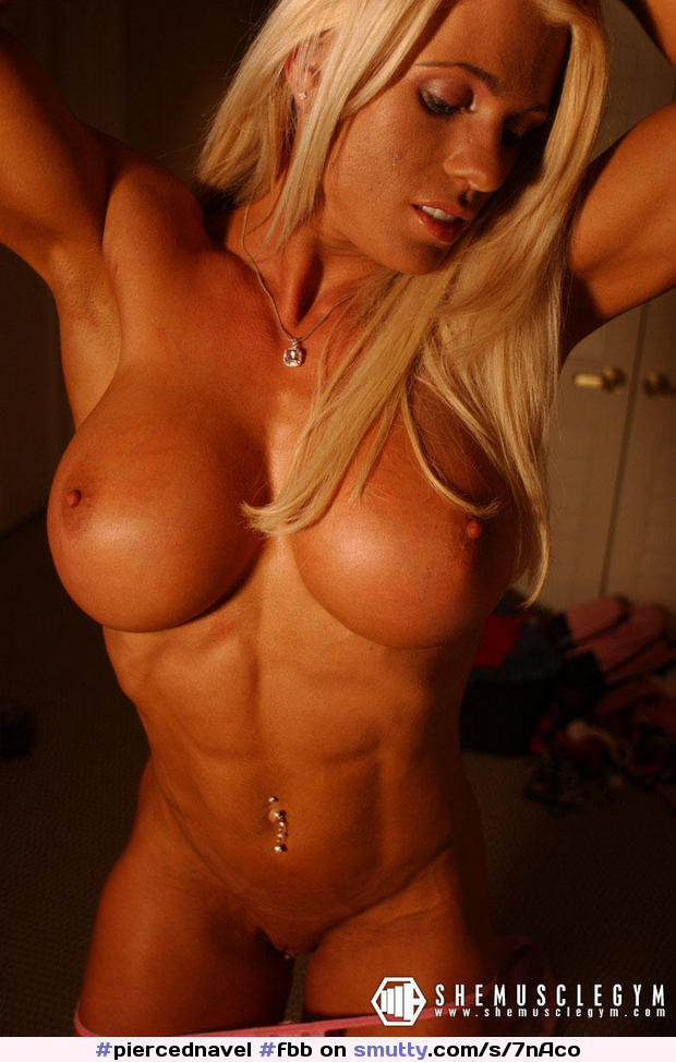 boobs small ebony Fit muscle