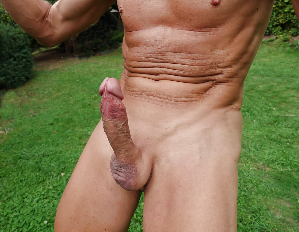 outdoor big dick webcam Closeup