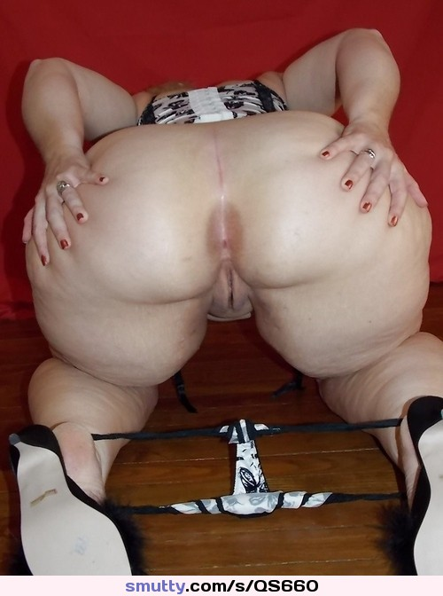 chubby Doggystyle lingerie sexy