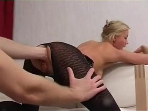 Eligio recommends Beauty pantyhose bubble young