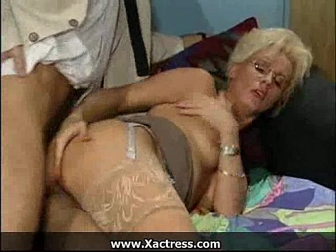 anal office Grannies sweet