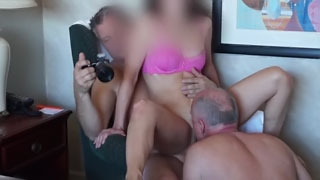 Shared ebony first time mmf